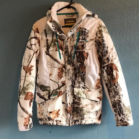 Cabelas Zonz Woodlands Jacket